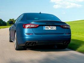 Ver foto 8 de Novitec Tridente Maserati Quattroporte GTS 2014