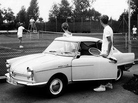 Ver foto 6 de NSU Coupe Sport Prinz 1958