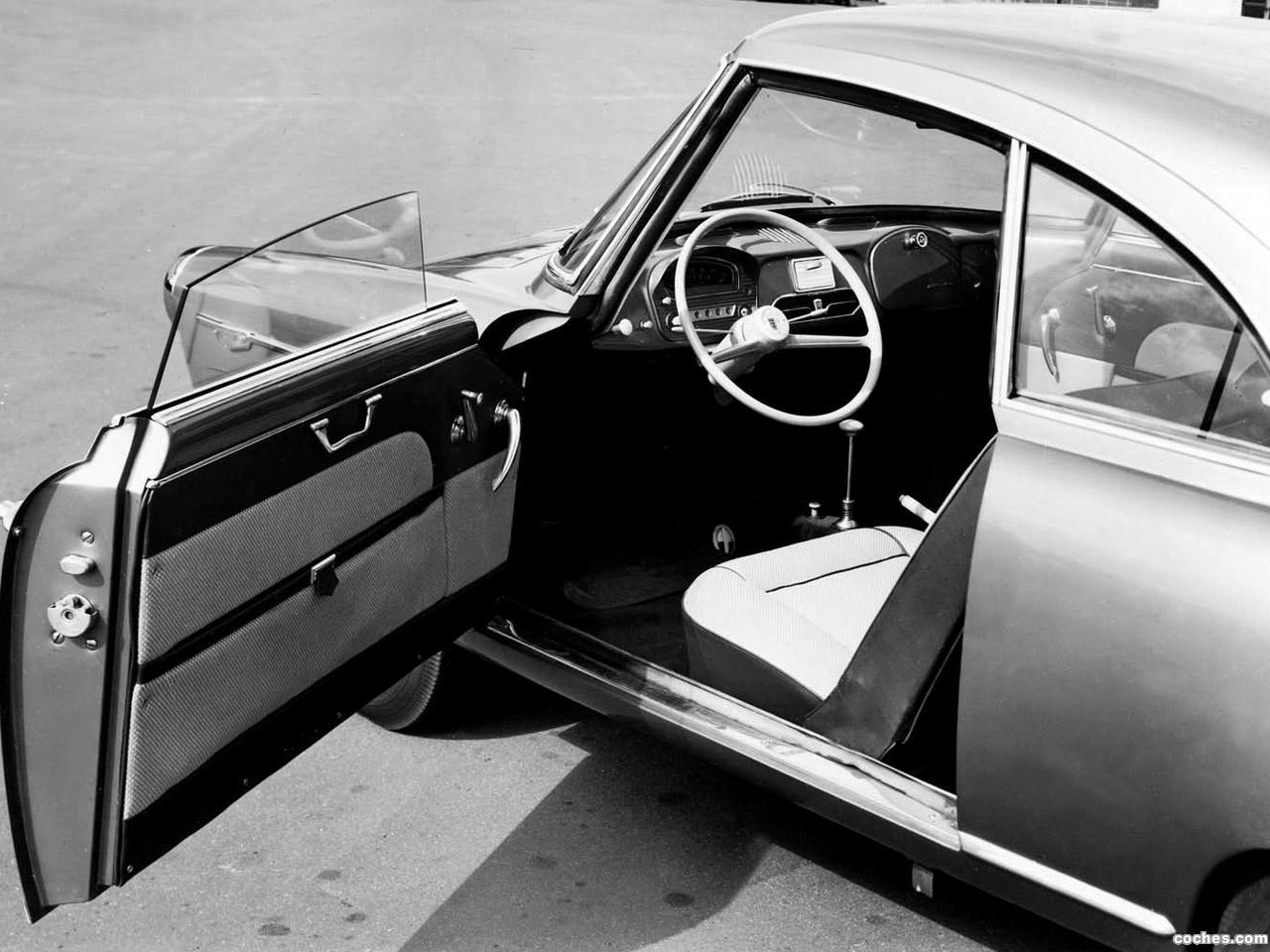 Foto 10 de NSU Coupe Sport Prinz 1958
