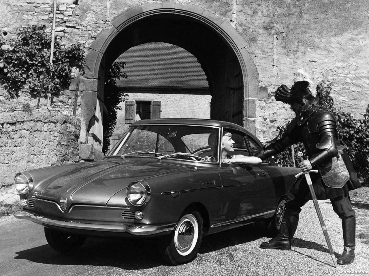 Foto 6 de NSU Coupe Sport Prinz 1958