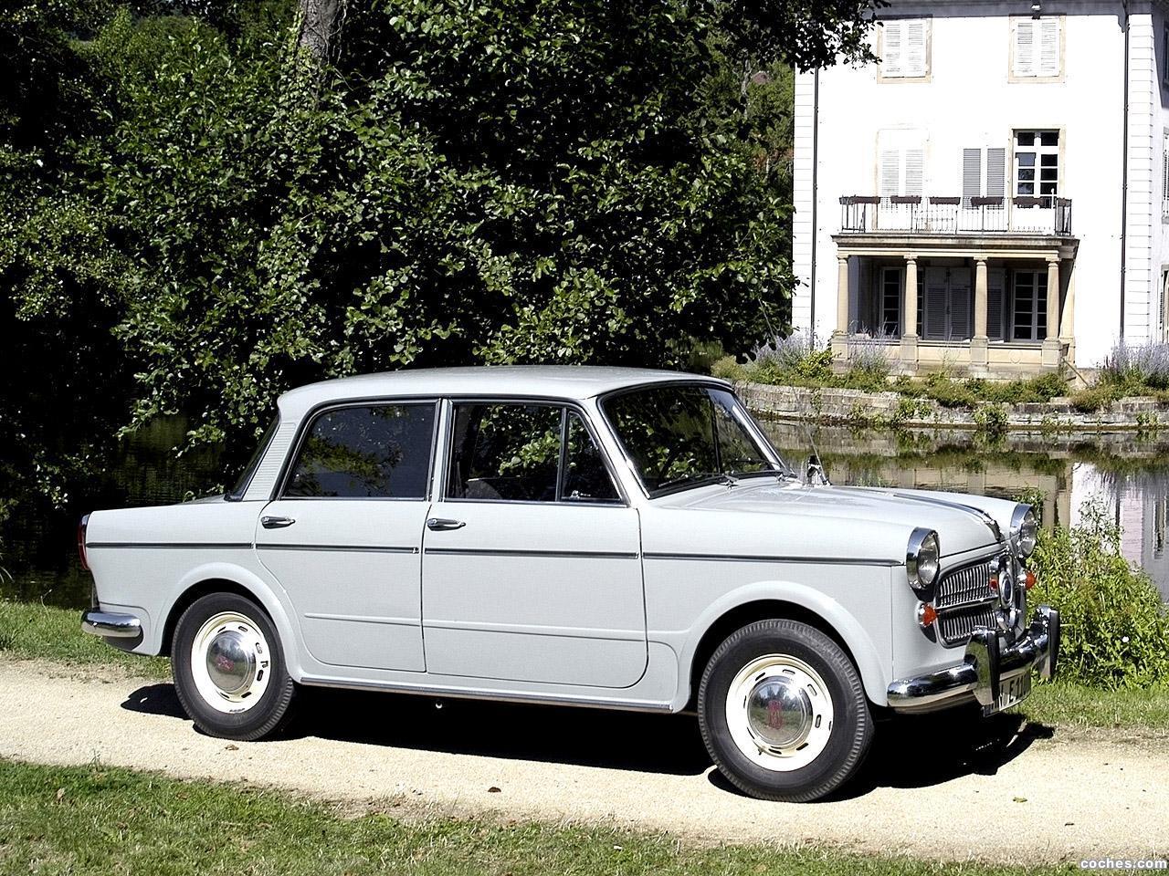 Foto 0 de NSU Fiat Neckar Spezial 1960