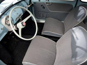 Ver foto 5 de NSU Fiat Weinsberg 500 Limousette 1960