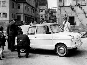 Ver foto 3 de NSU Prinz 2 1958