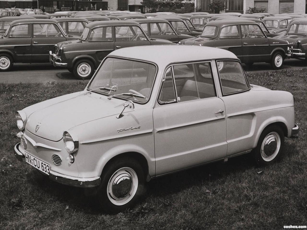 Foto 0 de NSU Prinz 2 1958