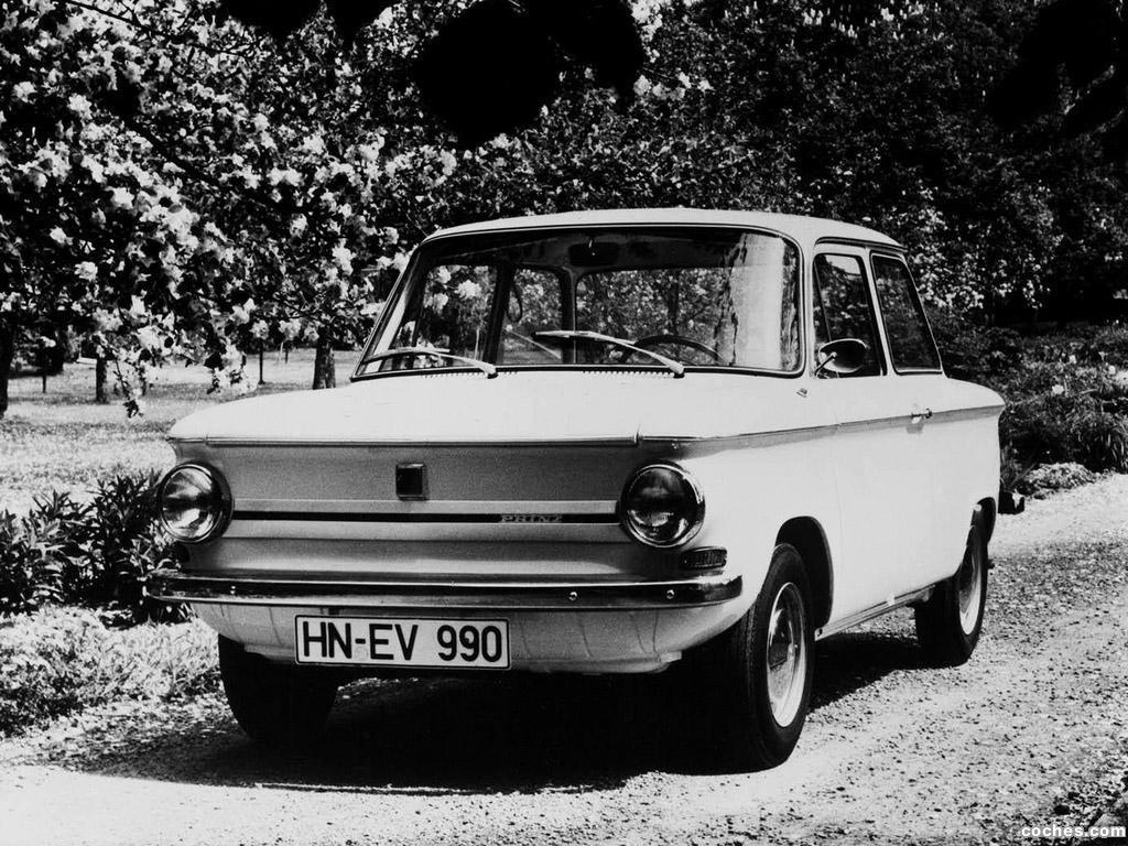 Foto 0 de NSU Prinz 4 1962