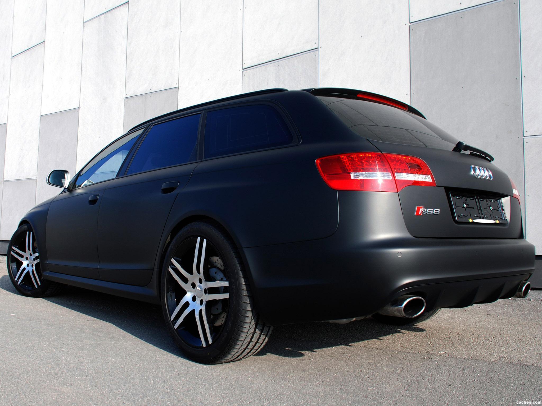Foto 4 de Audi OCT RS6 Avant 2008