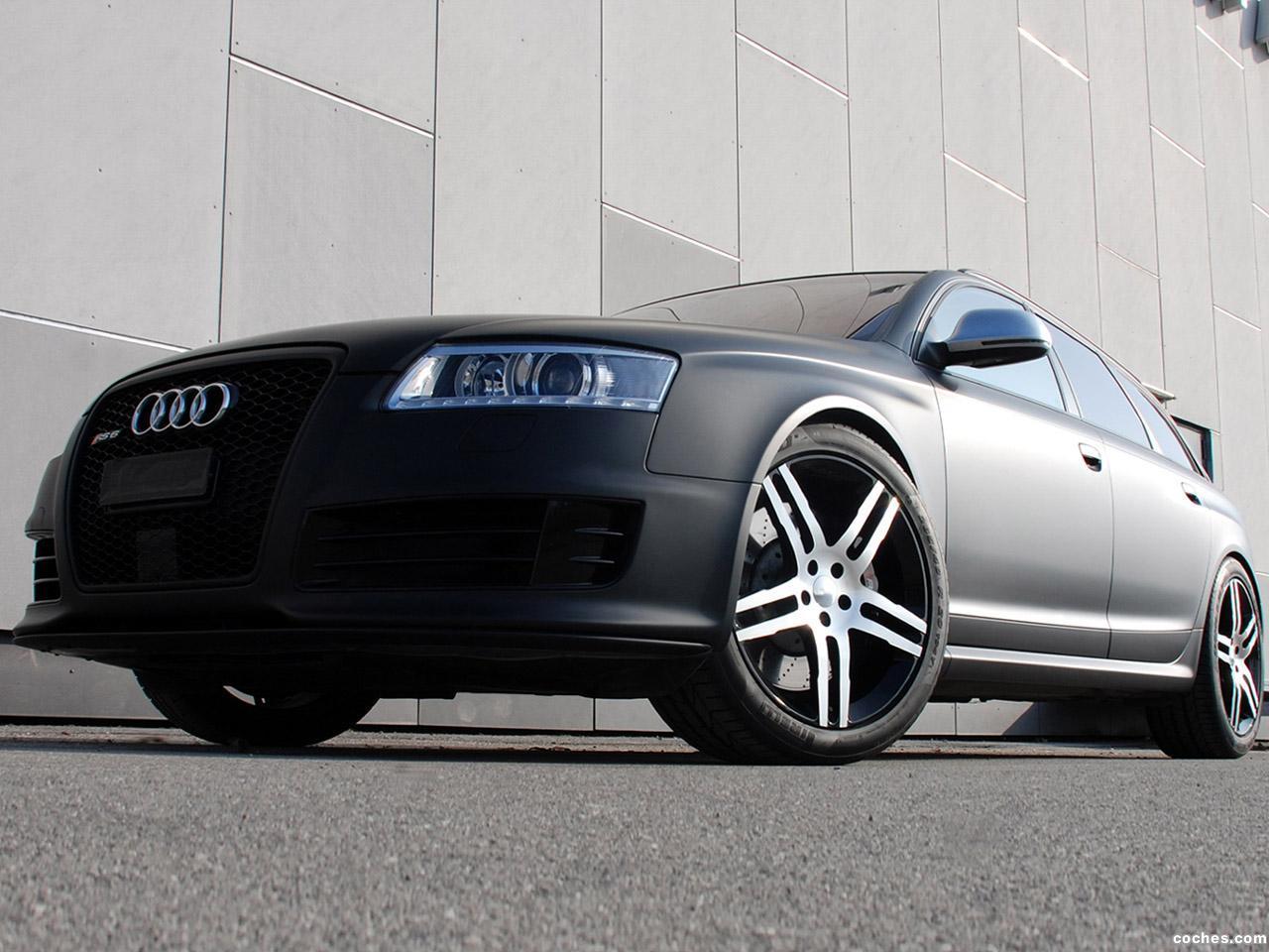Foto 2 de Audi OCT RS6 Avant 2008