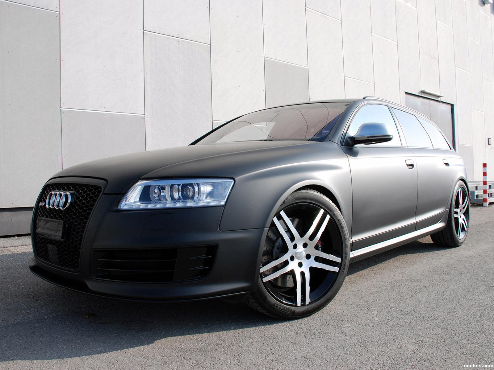 Foto 0 de Audi OCT RS6 Avant 2008