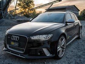 Ver foto 6 de Audi OCT RS6 Avant 2013