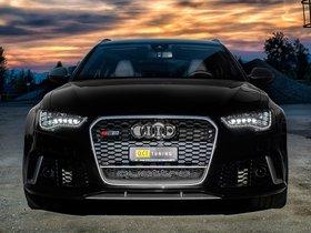 Ver foto 3 de Audi OCT RS6 Avant 2013