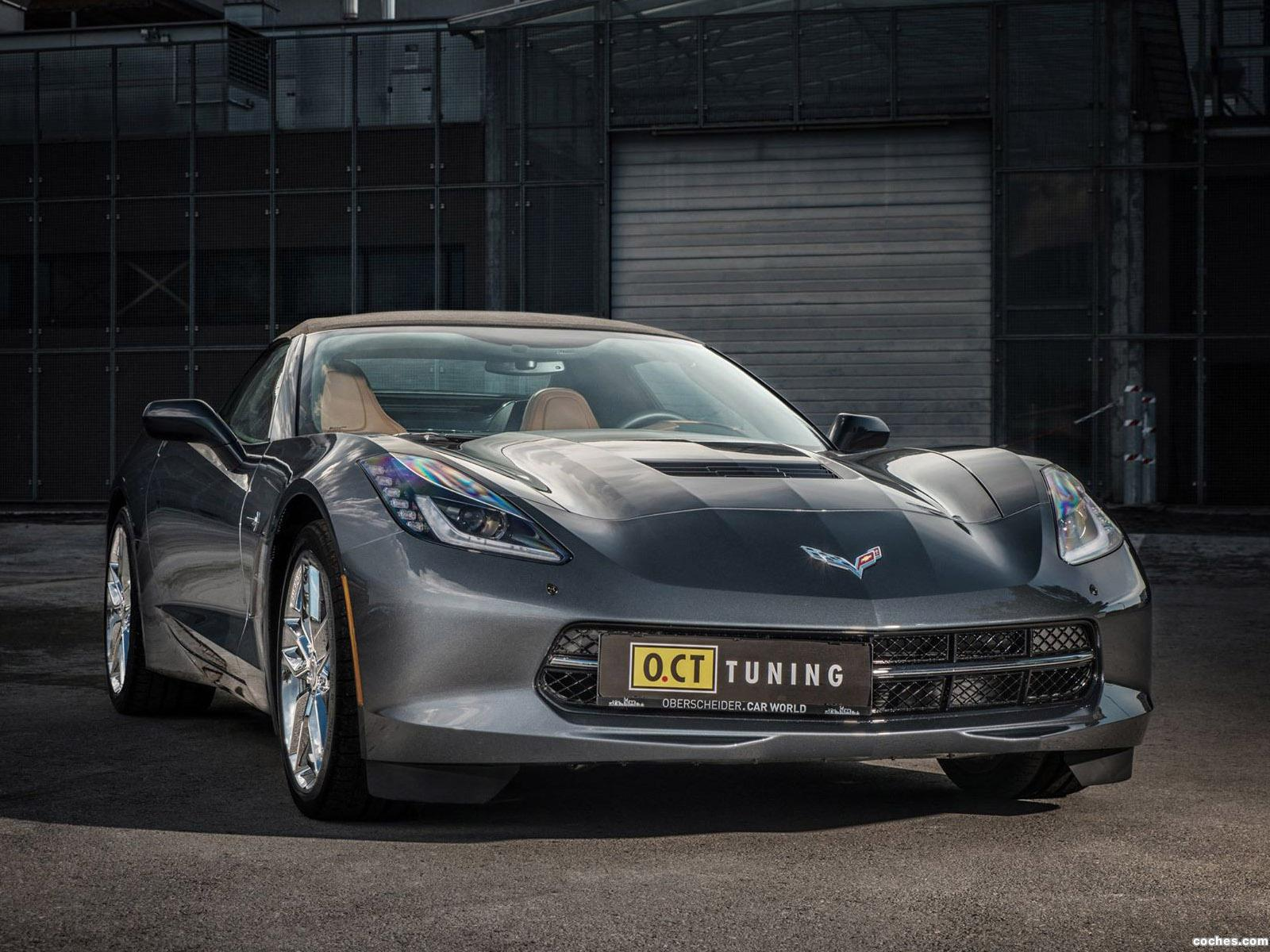 Foto 0 de OCT Chevrolet Corvette 2015