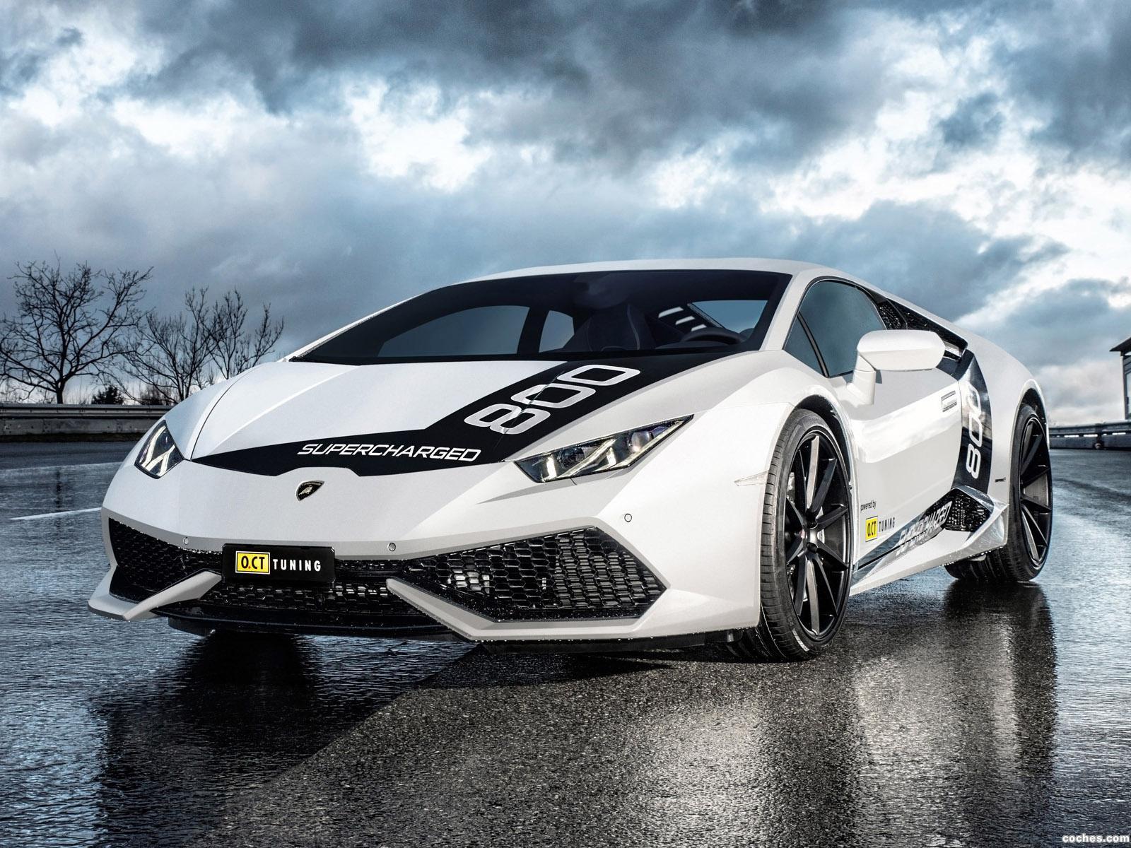Foto 0 de OCT Lamborghini Huracan O.CT800 2016