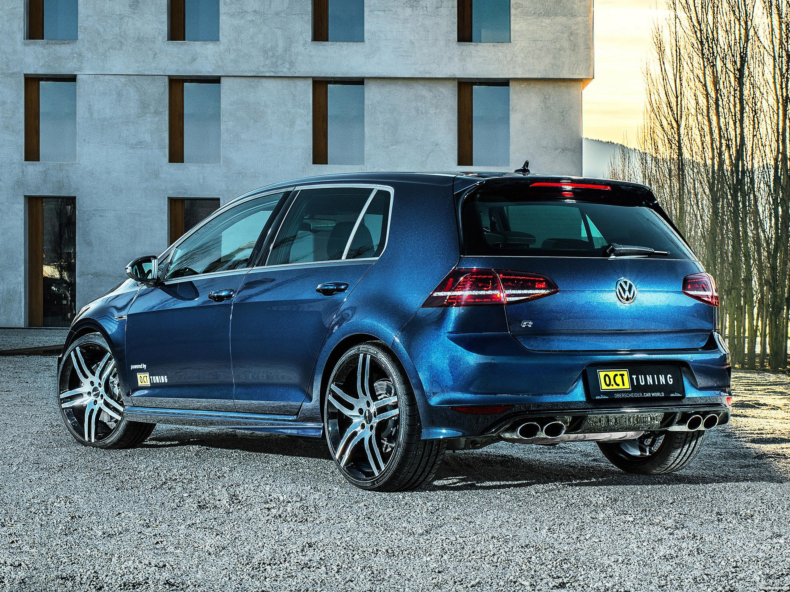 Foto 1 de OCT Volkswagen Golf R 2016