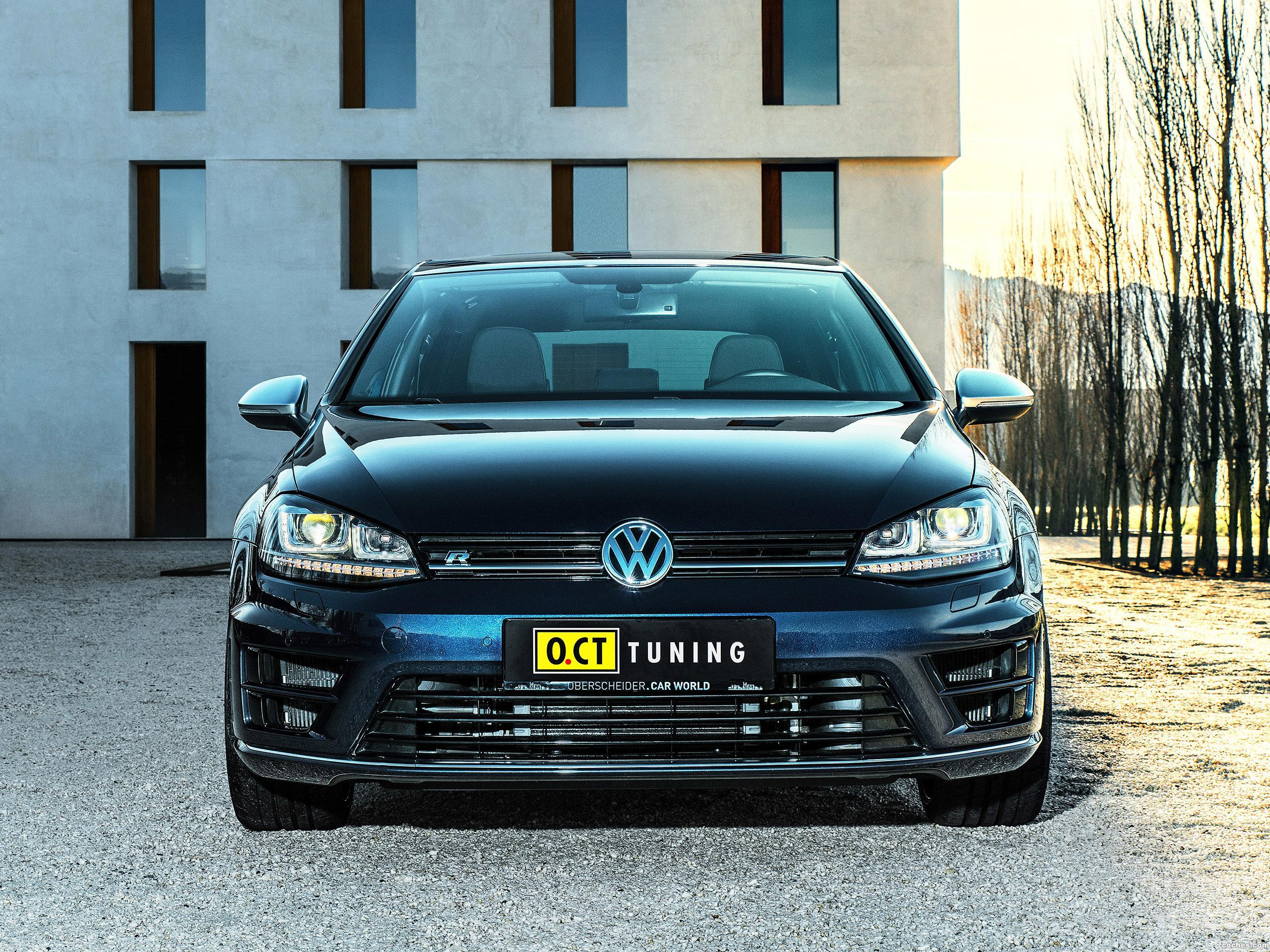 Foto 0 de OCT Volkswagen Golf R 2016