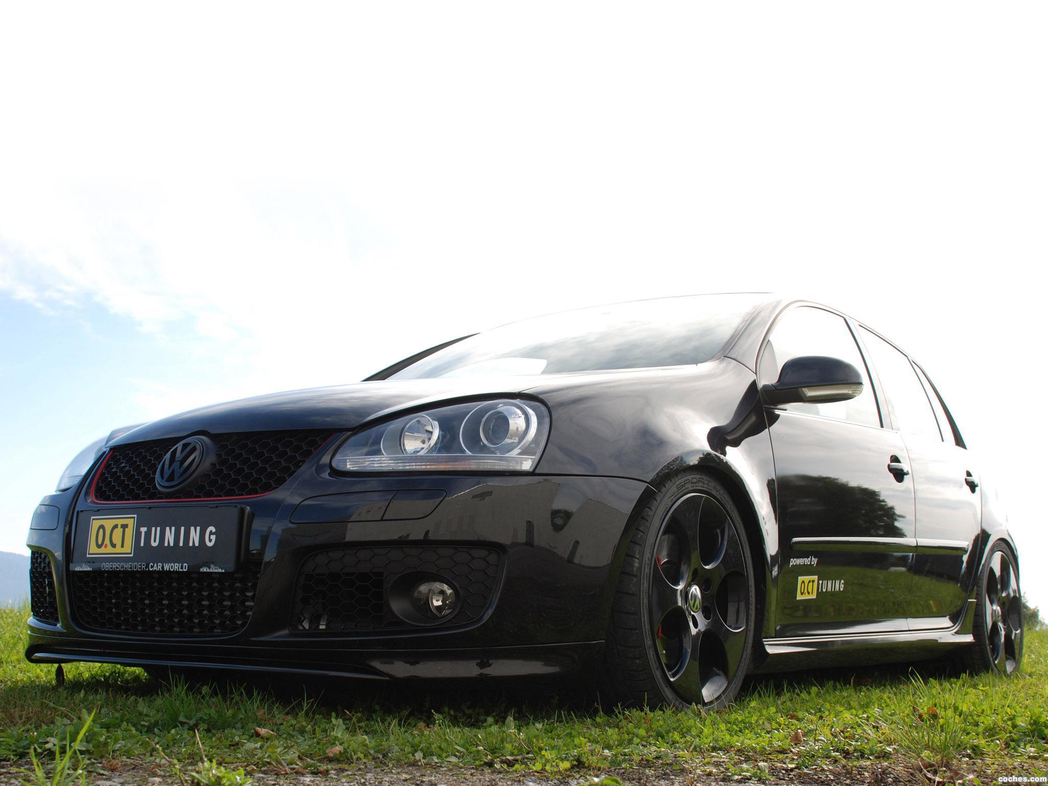 Foto 0 de OCT Volkswagen Golf V GTI Edition 30 2012