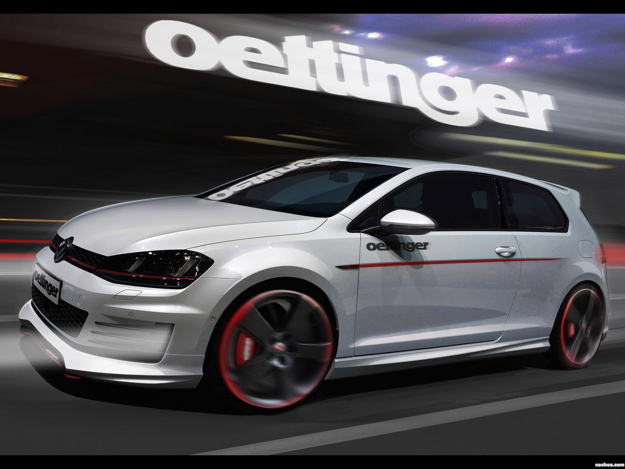Foto 0 de Oettinger Volkswagen Golf GTI 2013