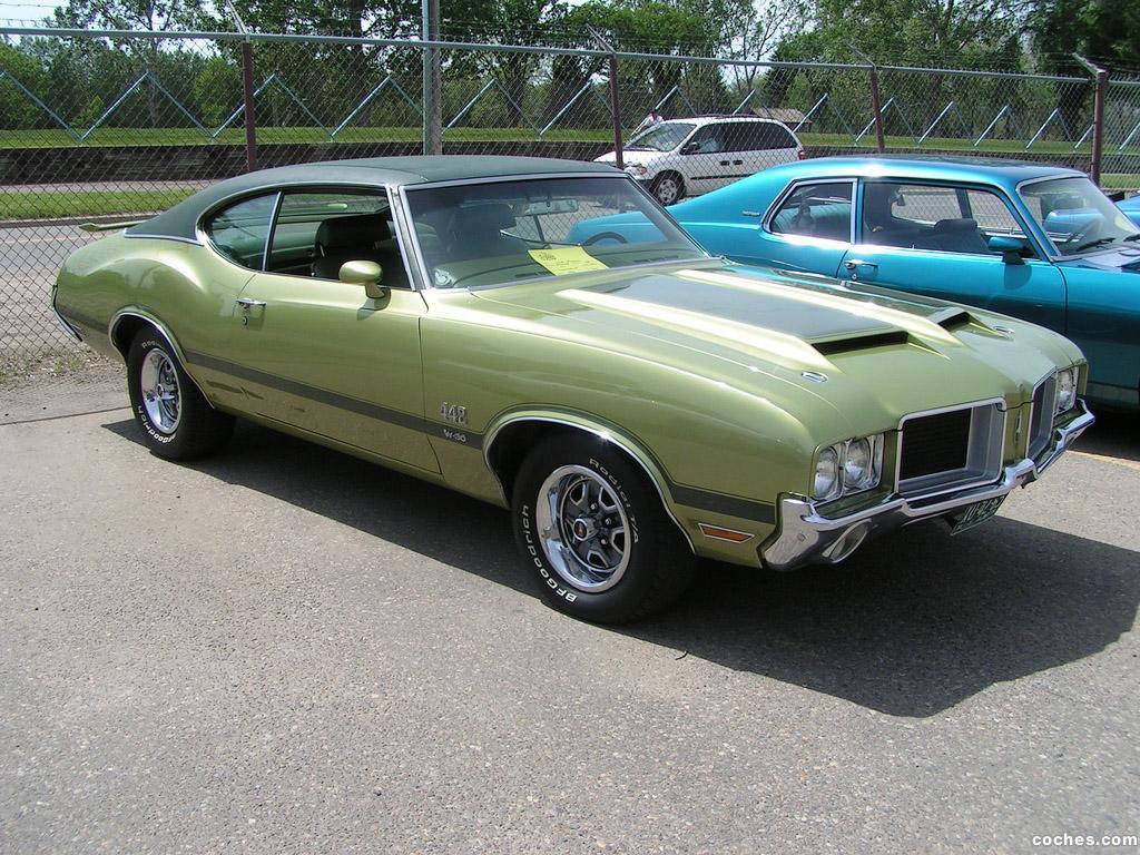 Foto 0 de Oldsmobile 442 1972