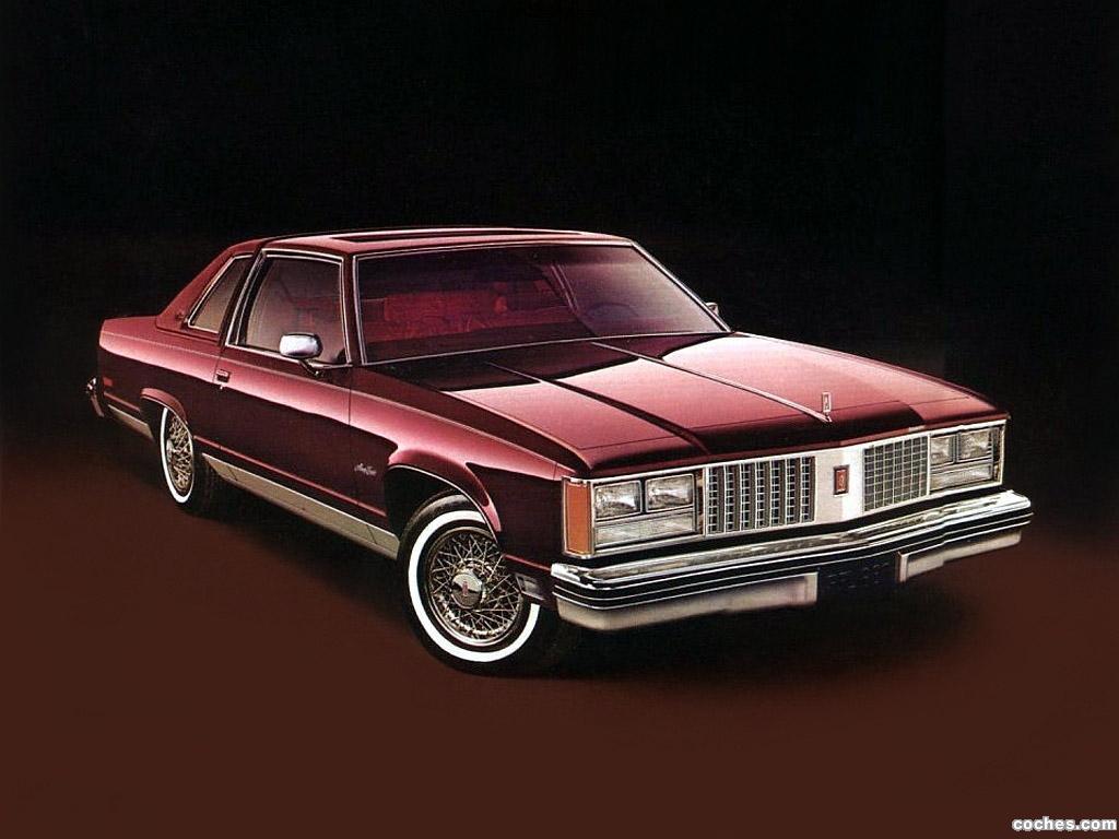 Foto 0 de Oldsmobile 98 Regency Coupe 1979