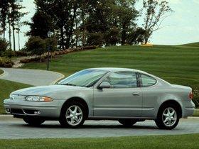 Ver foto 2 de Oldsmobile Alero Coupe 1998
