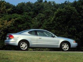 Ver foto 8 de Oldsmobile Alero Coupe 1998
