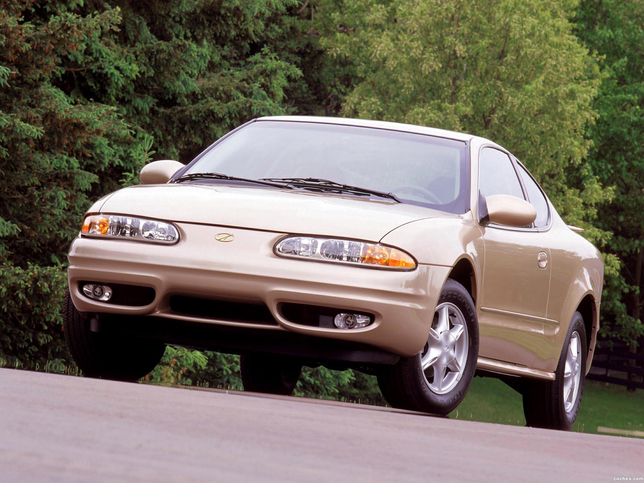 Foto 0 de Oldsmobile Alero Coupe 1998