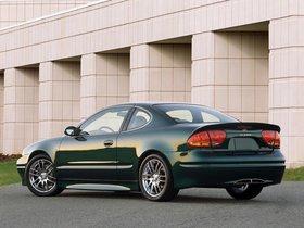 Ver foto 2 de Oldsmobile Alero OSV Concept 2000