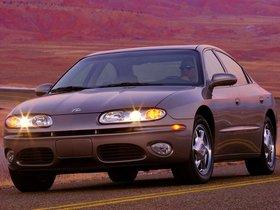 Ver foto 7 de Oldsmobile Aurora 2000