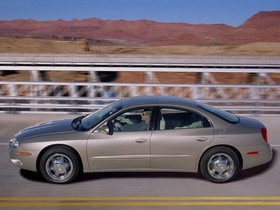 Ver foto 4 de Oldsmobile Aurora 2000