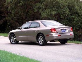Ver foto 11 de Oldsmobile Aurora 2000