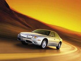 Ver foto 9 de Oldsmobile Aurora 2000