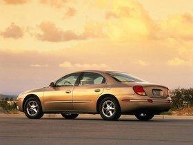 Ver foto 8 de Oldsmobile Aurora 2000