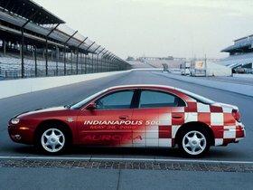 Ver foto 3 de Oldsmobile Aurora Indy 500 Pace Car 2000