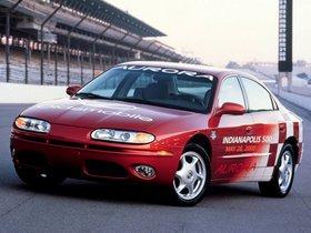 Ver foto 2 de Oldsmobile Aurora Indy 500 Pace Car 2000