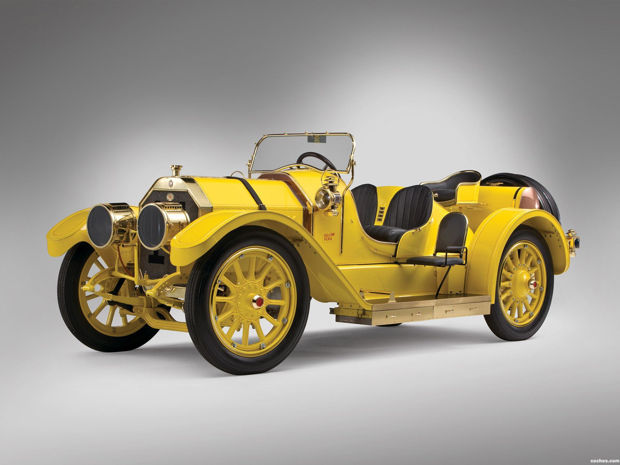 Foto 0 de Oldsmobile Autocrat Racing Car 1911