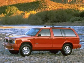 Ver foto 2 de Oldsmobile Bravada 1991