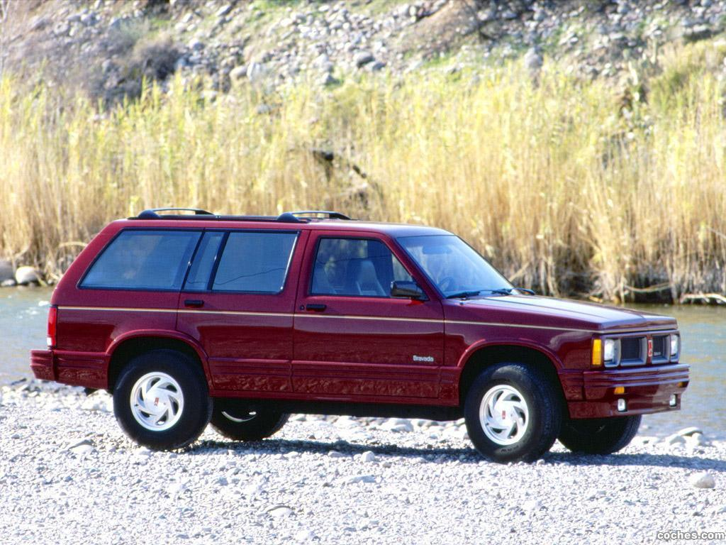 Foto 0 de Oldsmobile Bravada 1991