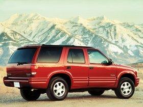 Ver foto 2 de Oldsmobile Bravada 1995