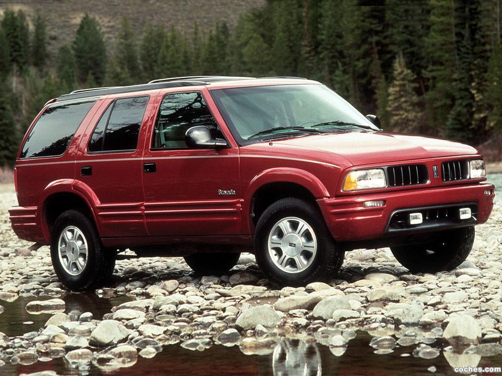 Foto 0 de Oldsmobile Bravada 1995