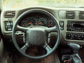 Ver foto 5 de Oldsmobile Bravada 1998