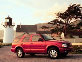 Ver foto 4 de Oldsmobile Bravada 1998
