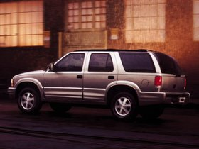 Ver foto 3 de Oldsmobile Bravada 1998