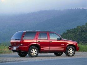 Ver foto 2 de Oldsmobile Bravada 1998