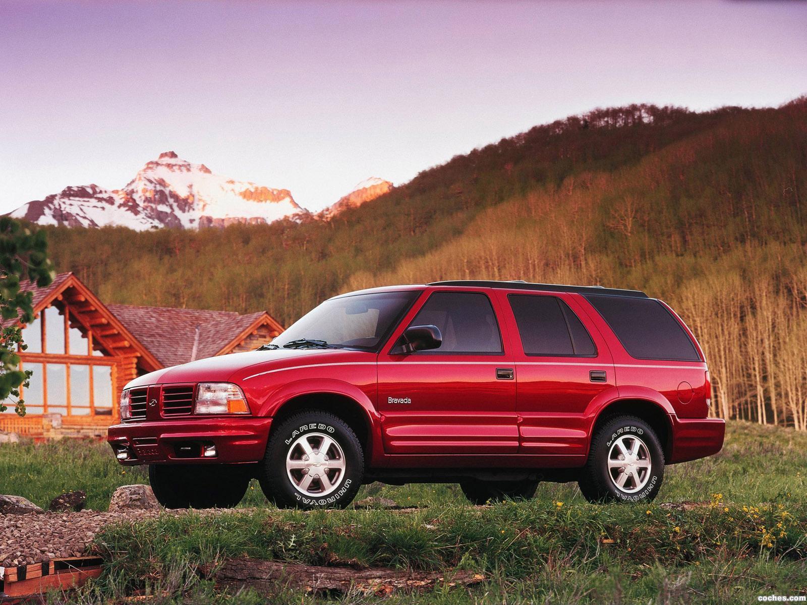 Foto 0 de Oldsmobile Bravada 1998