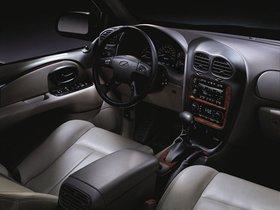 Ver foto 13 de Oldsmobile Bravada 2001