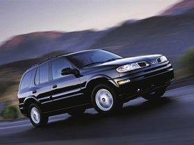 Ver foto 4 de Oldsmobile Bravada 2001
