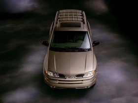 Ver foto 3 de Oldsmobile Bravada 2001