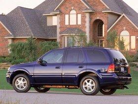 Ver foto 2 de Oldsmobile Bravada 2001