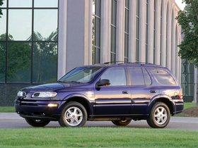Ver foto 12 de Oldsmobile Bravada 2001