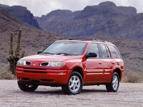 Ver foto 11 de Oldsmobile Bravada 2001