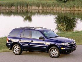 Ver foto 9 de Oldsmobile Bravada 2001
